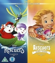 The Rescuers/The Rescuers Down Under (ej svensk text/tal) (Blu-ray)