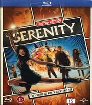 Serenity - Limited Edition (Blu-ray)