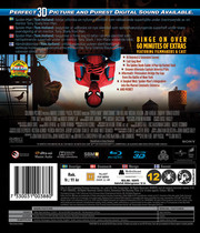 Spider-Man: Homecoming (Real 3D + Blu-ray)