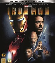 Iron Man (4K Ultra HD Blu-ray + Blu-ray)