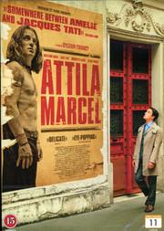 Attila Marcel (Begagnad)