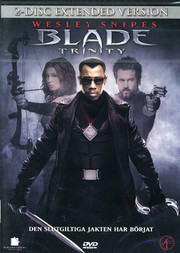 Blade Trinity (2-disc)