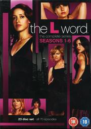 L Word - Hela Serien (23-disc) (ej svensk text säs 1-2)