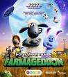 Fåret Shaun Filmen - Farmageddon (Blu-ray)