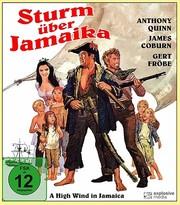 A High Wind In Jamaica (ej svensk text) (Blu-ray)
