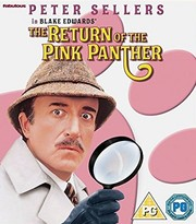 Return of the Pink Panther (ej svensk text) (Blu-ray)