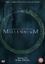 Millennium - Säsong 1-3