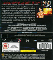 Timecop (ej svensk text) (Blu-ray)