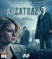 Alcatraz - Hela Serien (2-disc) (Blu-ray)