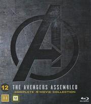 Avengers 1-4 (Blu-ray)