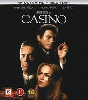 Casino (4K Ultra HD Blu-ray + Blu-ray)