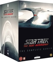 Star Trek: The Next Generation - Hela Serien (46-disc)