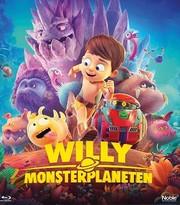 Willy & Monsterplaneten (Blu-ray)