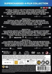 DC Comics 4-Film Collection