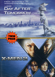 Day After Tomorrow / X-Men 2 (2-disc)
