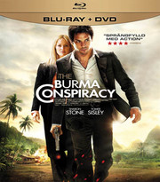 Burma Conspiracy (Blu-ray + DVD)