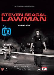 Steven Seagal: Lawman (TV-serie) (2-disc)