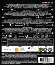 DC Comics 4-Film Collection (Blu-ray)