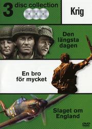 Den Längsta Dagen / En Bro För Mycket / Slaget Om England (3-disc)