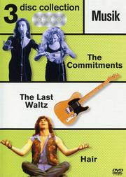 Commitments / Last Waltz / Hair (3-disc)