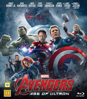 Avengers - Age of Ultron (Blu-ray) (Begagnad)