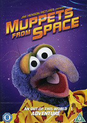 Muppets From Space (ej svensk text)