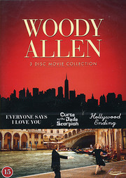 Woody Allen - 3 Disc Movie Collection - Volym 1