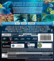 Amazing Ocean Shot In 3D (Real 3D + Blu-ray)
