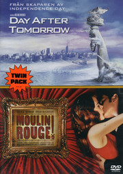 Day After Tomorrow / Moulin Rouge (2-disc)