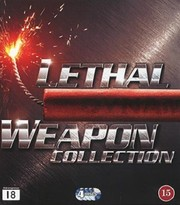 Lethal Weapon 1-4 Collection (5-disc) (Blu-ray) (Begagnad)