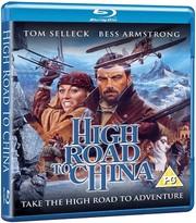 High Road To China (ej svensk text) (Blu-ray)