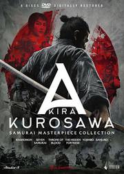 Akira Kurosawa Samurai Masterpiece Collection