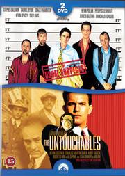Usual Suspects / Untouchables (2-disc)