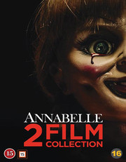 Annabelle - 2 Film Collection (2-disc)