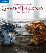 Game of Thrones - Säsong 1-7 (Blu-ray) (30-disc)