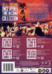 Once Upon A Time In China Collection