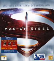 Man of Steel (Blu-ray) (Begagnad)