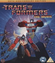 Transformers - The Movie (ej svensk text) (Blu-ray)