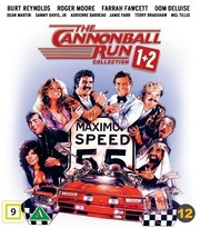 Cannonball Run 1+2 (Blu-ray)