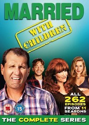 Married With Children - Season 1-11 (ej svensk text)