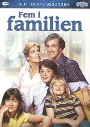 Fem I Familjen - Säsong 1 (ej svensk text)