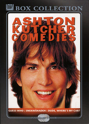Ashton Kutcher Comedies Collection (Begagnad)