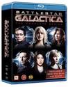 Battlestar Galactica - Hela Serien (22-disc) (Blu-ray)