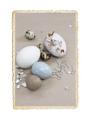 Upphängningskrokar för ägg