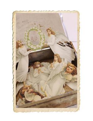 Bokmärken änglar