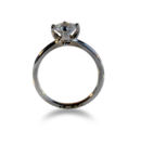 Versailles 0.50ct W/SI