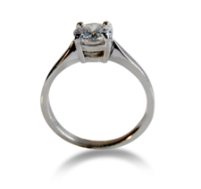 Cannes 0.77ct W/SI