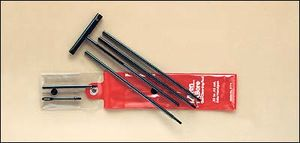 Multi-Sectional .22-.45 Handgun/Rifle Cleaning Rod