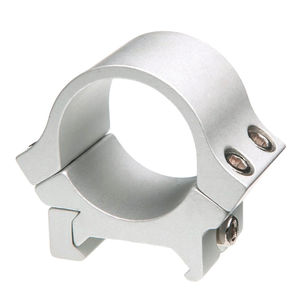 Sport Utility Rings - Low Stainless Finish