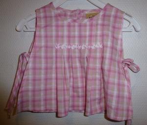Babyförkläde